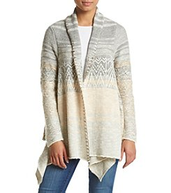 Vintage America Blues® Arleen Jacquard Sweater Cardigan