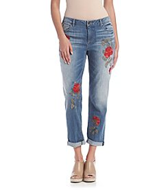Nine West Vintage America Collection® Gratia Rolled Jeans