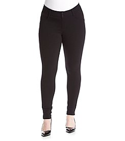 Democracy Plus Size Absolution Ponte Jeggings