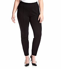 Kasper® Plus Size Solid Pants