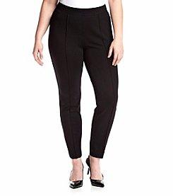 Kasper® Plus Size Solid Pants