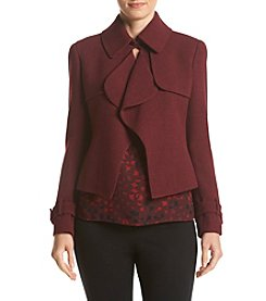 Anne Klein® Cascade Trench Jacket