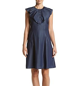 Nanette Nanette Lepore Flutter Fit And Flare Dress