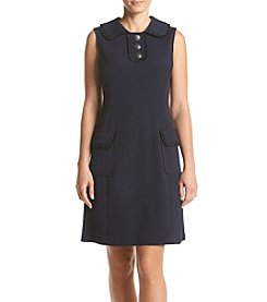 Nanette Nanette Lepore Collared Sheath Dress