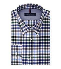 Tommy Hilfiger® Men's Riviera Check Slim Fit Dress Shirt