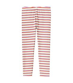 Mix & Match Girls' 2T-6X Striped Leggings