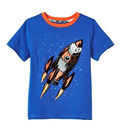Mix & Match Boys' 2T-7 Rocket Ship Tee