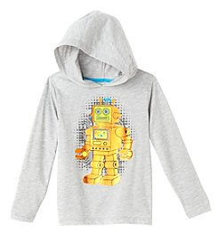 Mix & Match Boys' 2T-7 Robot Pullover Hoodie