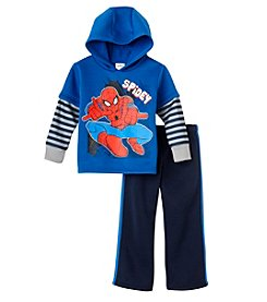 Spider-Man® Boys' 2T-7 2-Piece Spidey Hoodie and Pants Set