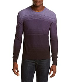 Michael Kors® Men's Obmre Marled Cotton Crew Neck Sweater