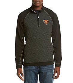Tommy Bahama® NFL® Chicago Bears Men's Gridiron 1/2 Zip Sweatshirt