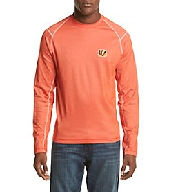 Tommy Bahama® NFL® Cincinnati Bengals Men's Double Eagle Crewneck Tee