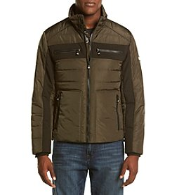 VRY WRM™ Men's Varsity Sport Snow Cross Jacket