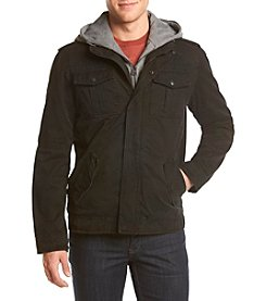 Levi's® Men's 4 Pocket Trucker Jacket with Sherpa Lining