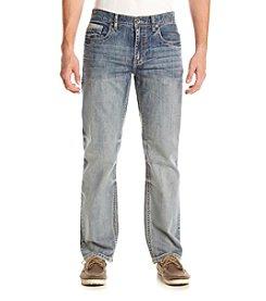 T.K. Axel MFG Co. Men's Cobalt Relaxed Straight Jeans