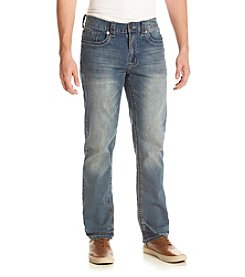 T.K. Axel MFG Co. Men's Stonington Griswold Slim Straight Jeans