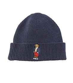 Polo Ralph Lauren® Bear Cuff Hat
