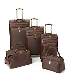 London Fog® Kensington Bronze Luggage Collection