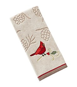 Saturday Knight, Ltd.® Celebrate Cardinal Hand Towel