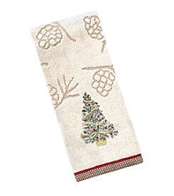 Saturday Knight, Ltd.® Heartland Tinsel Hand Towel