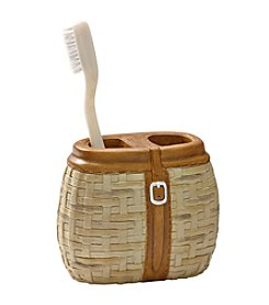 Bacova® Live Love Lake Toothbrush Holder