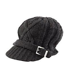 MICHAEL Michael Kors® Cable Knit Newsboy Hat