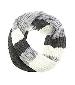 MICHAEL Michael Kors® Colorblock Cable Knit Infinity Scarf