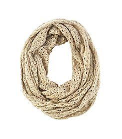 Free Spirit™ Light Weight Lace Stitch Loop Scarf