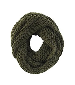 Free Spirit™ Multi-Yarn Solid Loop Scarf