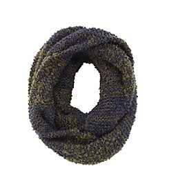 Free Spirit™ Textured Marled Double Loop Scarf