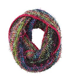 Relativity® All Over Feather Loop Scarf