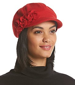 August Hats Artisnal Trims Newsboy Hat