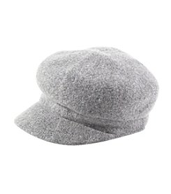 August Hats Melton Love Newsboy Hat