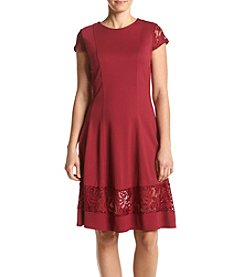 Nanette Nanette Lepore Lace Detail Dress