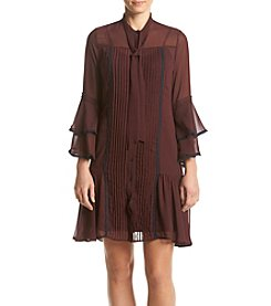 Nanette Nanette Lepore Drop Waist Shirt Dress