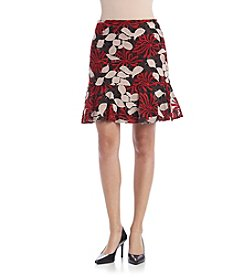 Nanette Nanette Lepore Embroidered Skirt