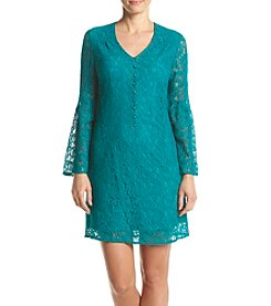 Nanette Nanette Lepore Lace Henley Dress