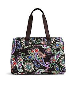 Vera Bradley® Triple Compartment Travel Bag