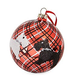 Vera Bradley® Scottie Ornament