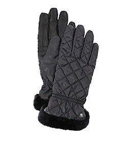 UGG® Quilted Fabric Smart Gloves