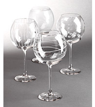 Mikasa® Cheers Barware Set of 4 Goblets