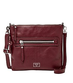 Fossil® Dawson Top Zip Crossbody