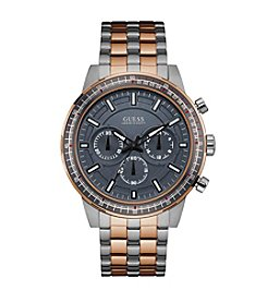 GUESS Men's Two Tone Sport Watch