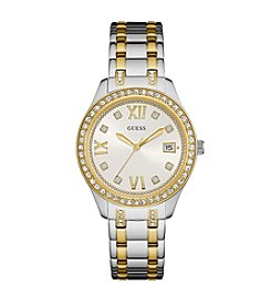 GUESS Ladies' Classic Two-Tone Sport Watch