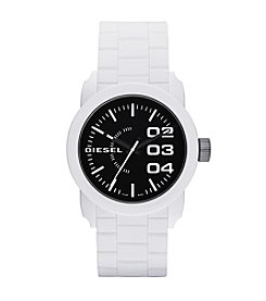 Diesel Men's Double Down S44 Silicone Watch