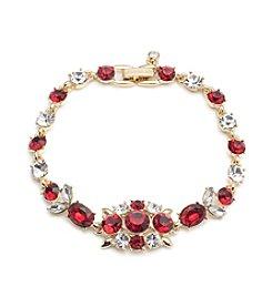 Givenchy® Goldtone Flex Bracelet