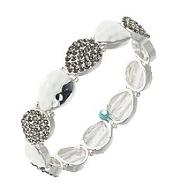 Nine West Vintage America Collection® Diamond Stretch Bracelet