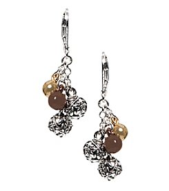 Nine West Vintage America Collection® Shaky Drop Earrings