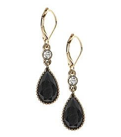 Nine West Vintage America Collection® Teardrop Earrings