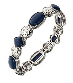 Nine West Vintage America Collection® Denim Stretch Bracelet